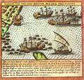 Scharmützel der Stadt Bantam mit den Holländern 1596.jpg