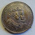 Schautaler, Ferdinand II and his wife Eleonora, Holy Roman Empire, St. Veit, 1622 - Bode-Museum - DSC02694.JPG