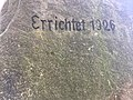 Schlageter Gedenkstein Drögenbostel bei Visselhövede errichtet 1926.jpg