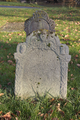 Schlitz Ober-Wegfurth Protestant Church Graveyard Gavestone b.png