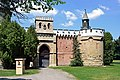 Schloss Laxenburg, Franzensburg, Detail.jpg