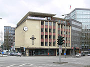 Scientology organization in Hamburg, Germany