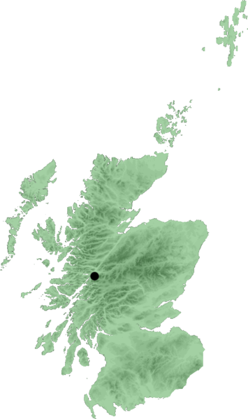 Ofbyld:Scotland-Ben Nevis-Fort William (Location).png