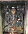 Sculpture of Ganesha on First Storey.jpg
