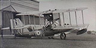 Supermarine Seagull (1921)