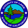 Official seal of Lake County, California