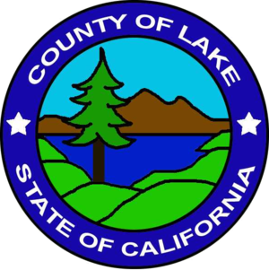 Lake County, California - Image: Seal of Lake County, California