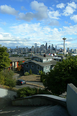 Seattle queen anne