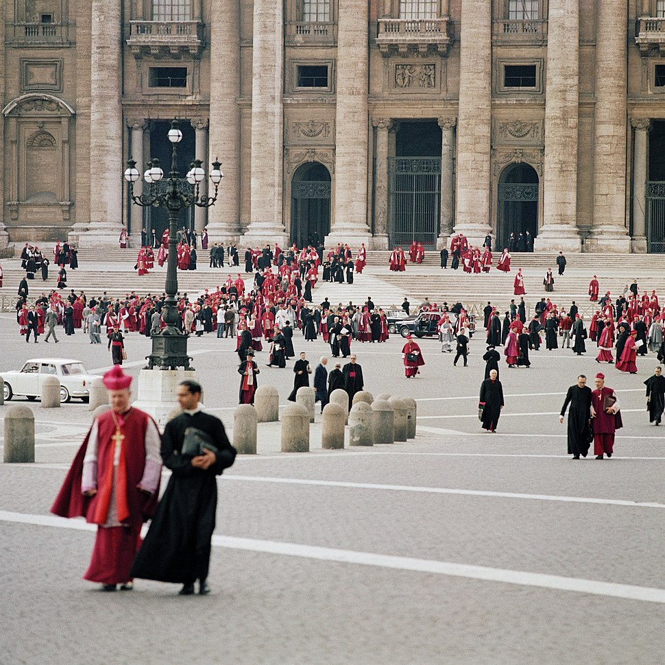 Second Vatican Council by Lothar Wolleh 006