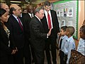 Secretary Arne Duncan Visits New York, Discusses American Recovery and Reinvestment Act 01.jpg