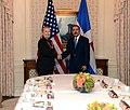 Secretary Clinton Meets With Dominican Republic President Medina (8019622934).jpg
