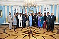 Secretary Clinton With Indian Parliamentarians (4712640484).jpg