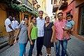 Secretary Kerry Poses for a Photo With a Family Near the Plaza de Bolivar (29843161372).jpg
