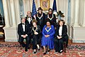 Secretary Kerry and Mrs. Heinz Kerry Meet With the Kennedy Center Honor Award Recipients (11277365345).jpg