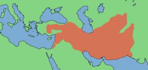 Seleucid persia map