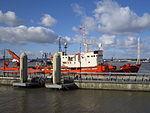 Sentinel at Liverpool Cruise Terminal - 2012-08-31 (19).JPG