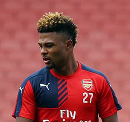 Serge Gnabry Arsenal Members' Day 2015 (cropped).jpg