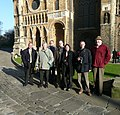 Seven Geographers at Lincoln - geograph.org.uk - 688275.jpg