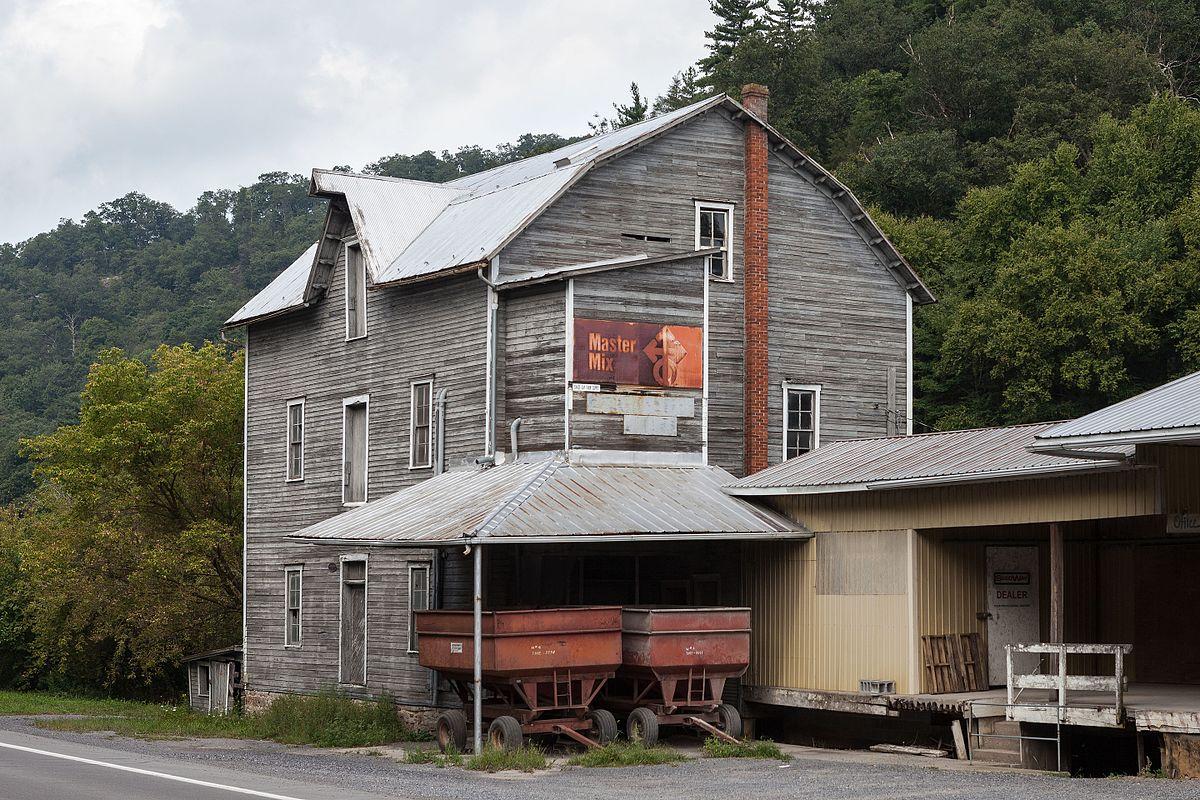 Shade Gap Feed And Flour Mill Wikipedia