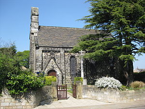 Shadwell, West Yorkshire - St Paul's Church