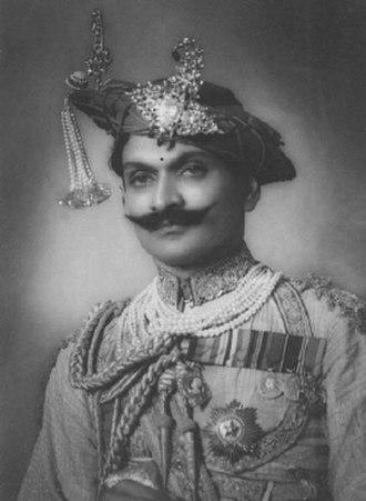 Shahaji II - Image: Shahaji II