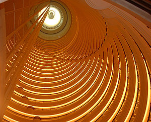 Grand Hyatt Shanghai - The Grand Hyatt Shanghai atrium