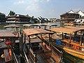 Shanghai Qingpu - Zhujiajiao IMG 8271 Dianpu River - Fangsheng Bridge.jpg