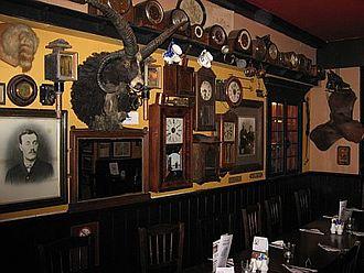 Duddingston - Inside the Sheep Heid Inn