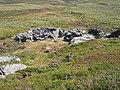 Sheepfold below Llechwedd-llyfn - geograph.org.uk - 273413.jpg