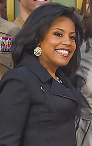 Sheinelle Jones - Jones in May 2015