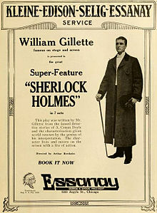 William Gillette Wikipedia