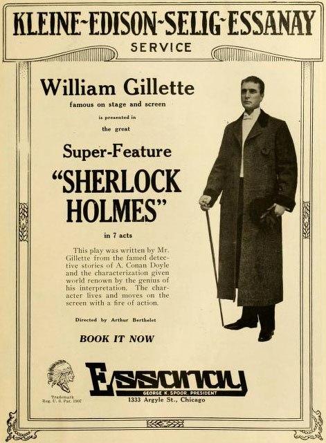 Sherlock Holmes 1916