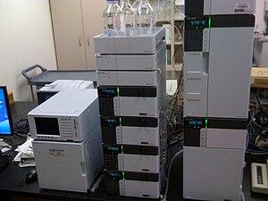 Shimadzu Corp. - Image: Shimadzu HPLC