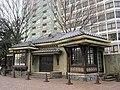 Shinjuku Gyo-en Okido Gatehouse.jpg