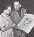 Shirley Booth and producer Hal Wallis, 1953.jpg