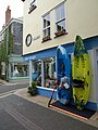 Shop in Foss Street, Dartmouth - geograph.org.uk - 827360.jpg