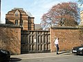 Side entrance to Keble College (geograph 2355649).jpg