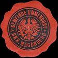 Siegelmarke Gemeinde Ummendorf Bezirk Magdeburg W0383529.jpg