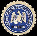 Siegelmarke K. Pr. Bezirks-Kommando I W0307453.jpg