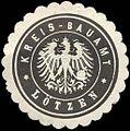 Siegelmarke Kreis - Bauamt - Lötzen W0209158.jpg
