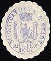 Siegelmarke Magistrat der Königlich Bayerischen Stadt - Miltenberg W0229236.jpg