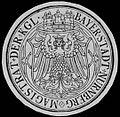 Siegelmarke Magistrat der Königlich Bayerischen Stadt Nürnberg W0227807.jpg