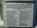 Sign on Monument at lighthouse.JPG