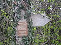 Sign on the Monarch's Way - geograph.org.uk - 748091.jpg