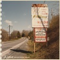 Signs by South Bridge turnoff Highway 441 - NARA - 540013.tif