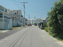 Victorian Cottage Style Homes On Silver Beach Avenue In The Village Center