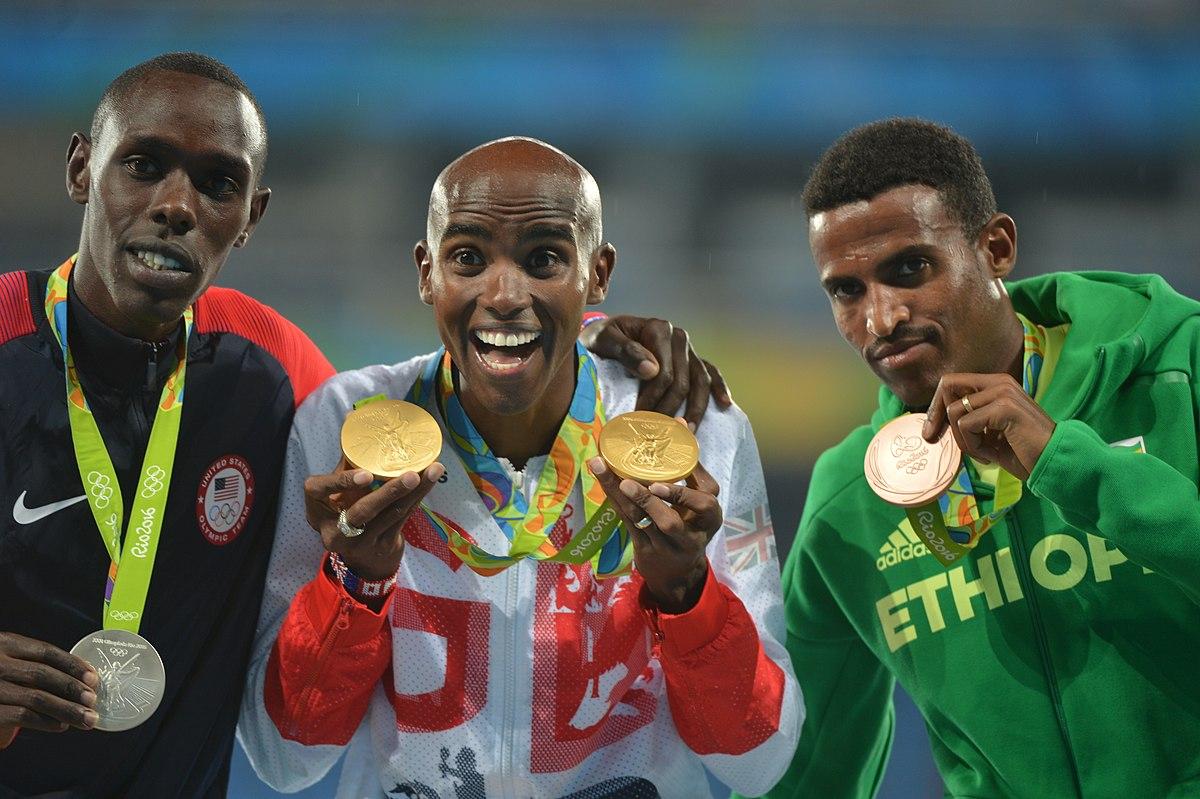 5 000 m tres masculin aux jeux olympiques d 39 t de 2016 wikip dia. Black Bedroom Furniture Sets. Home Design Ideas