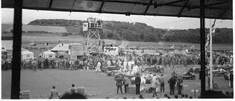1952 British Grand Prix - Photo from Grandstand