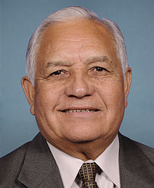 Silvestre Reyes, Official Portrait, c112th Congress.jpg