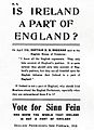 Sinn Féin election poster - 1918.jpg